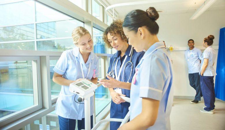 balanças para hospitais